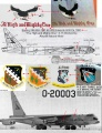 Обзор Almark Decals 1/72 Boeing B-52 Stratofortress trials