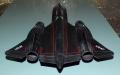 Моделист/Academy 1/72 SR-71 BlackBird