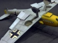 Звезда 1/48 Bf-109F-2 I./JG 52