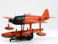 Hasegawa 1/72 N1K1 Kyoufu - Оранжевый шторм