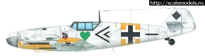 Анонс Eduard Bf-109G-2 в 1/48 Закрыть окно