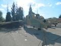 Walkaround Ми-24, Авиабаза Хацерим, Беер-Шева Израиль