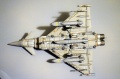 Revell 1/144 Eurofighter Typhoon (TwinSeater) – 50 оттенков серого 2