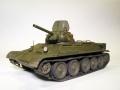 HobbyBoss 1/48 Т-34/76 с интерьером
