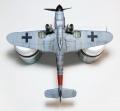 Hobby Boss 1/72 Bf-109G10 - тренировочная кошка