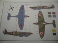 Airfix 1/72 Spitfire mk. IXc
