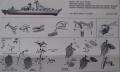 Обзор MicroDesign 1/350 травление на ракетные крейсера проекта 1164 типа Атлант