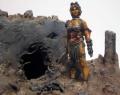 Фигура ANT-Miniatures 1/35 из серии Рost Apocalyptic Girl