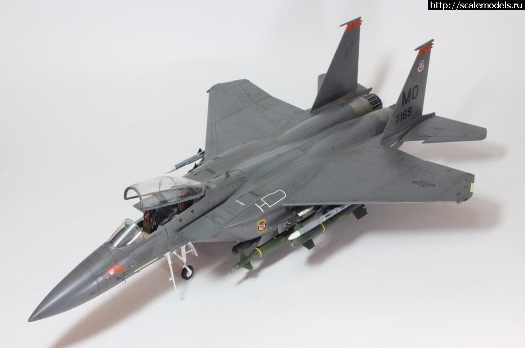 #1349405/ Revell 1/48 F-15E Strike Eagle(#10778) - обсуждение Закрыть окно