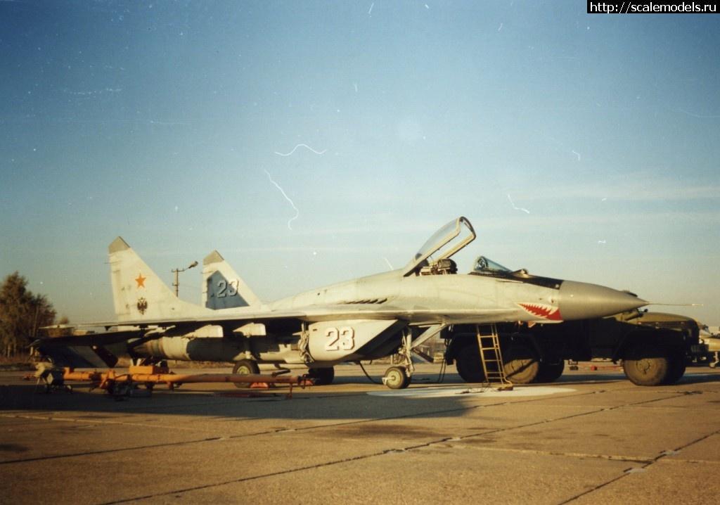 Звезда 1/72 МиГ-29 новый(#10784) - обсуждение Закрыть окно