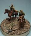 1/35 Немецкая кавалерия Второй Мировой войны:Dragon 6046 и 6216