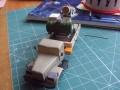 Конверсия Е-Класс 1/72 Ветровая машина ВМ-Д20.