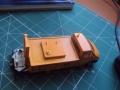Самодел 1/72 Автомобиль для обработки санузлов самолетов.