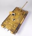 Zvezda 1/35 PzKpfw V Panther Ausf.D - Новоиспеченная пантера