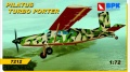 Pilatus Turbo Porter 1/72 от BPKmodels.
