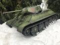 Модель 1/16 Т-34/76 СТЗ 1942г - Полностью Металл