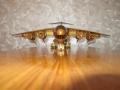 Модель самолета Ил-76