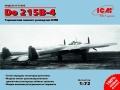 ICM 1/72 Do 215B-4, Германский самолет-разведчик II МВ (рендеры)
