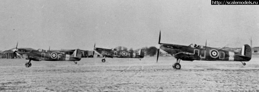 1/72 Spitfire MK. Ia от AIRFIX - ГОТОВО! Закрыть окно
