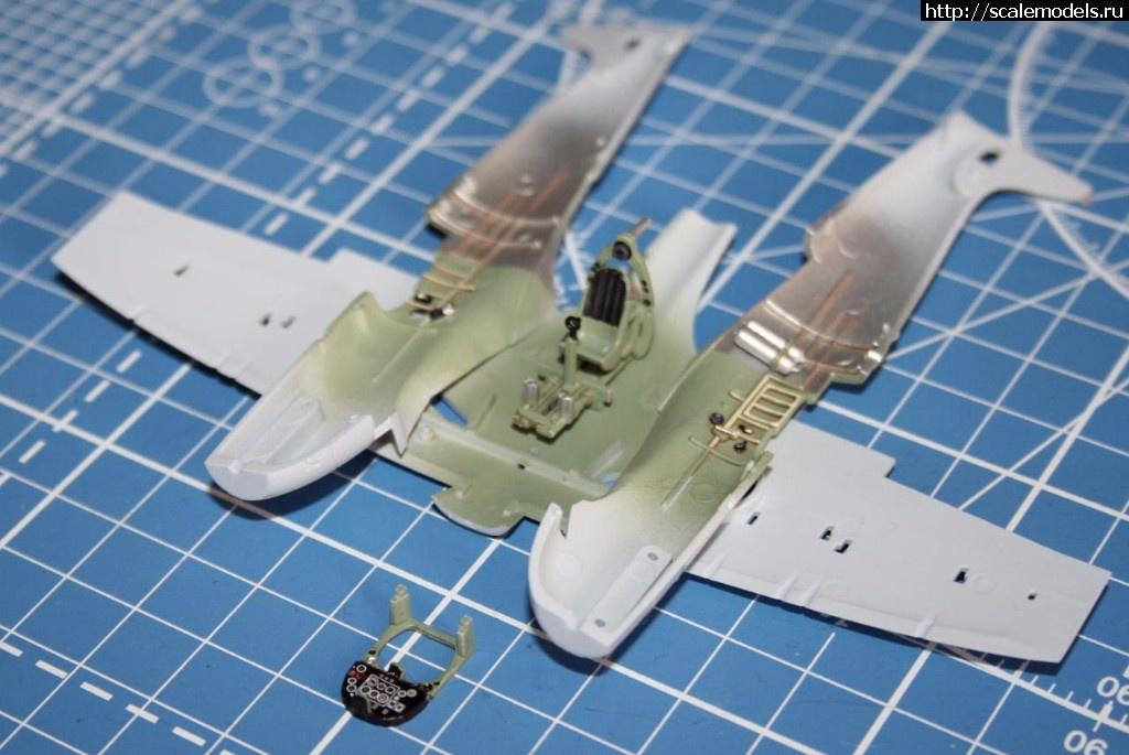 #1354943/ 1/72 Spitfire MK. Ia от AIRFIX - ГОТОВО! Закрыть окно
