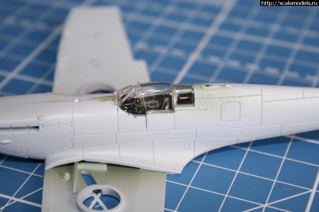 #1355315/ 1/72 Spitfire MK. Ia от AIRFIX - ГОТОВО! Закрыть окно