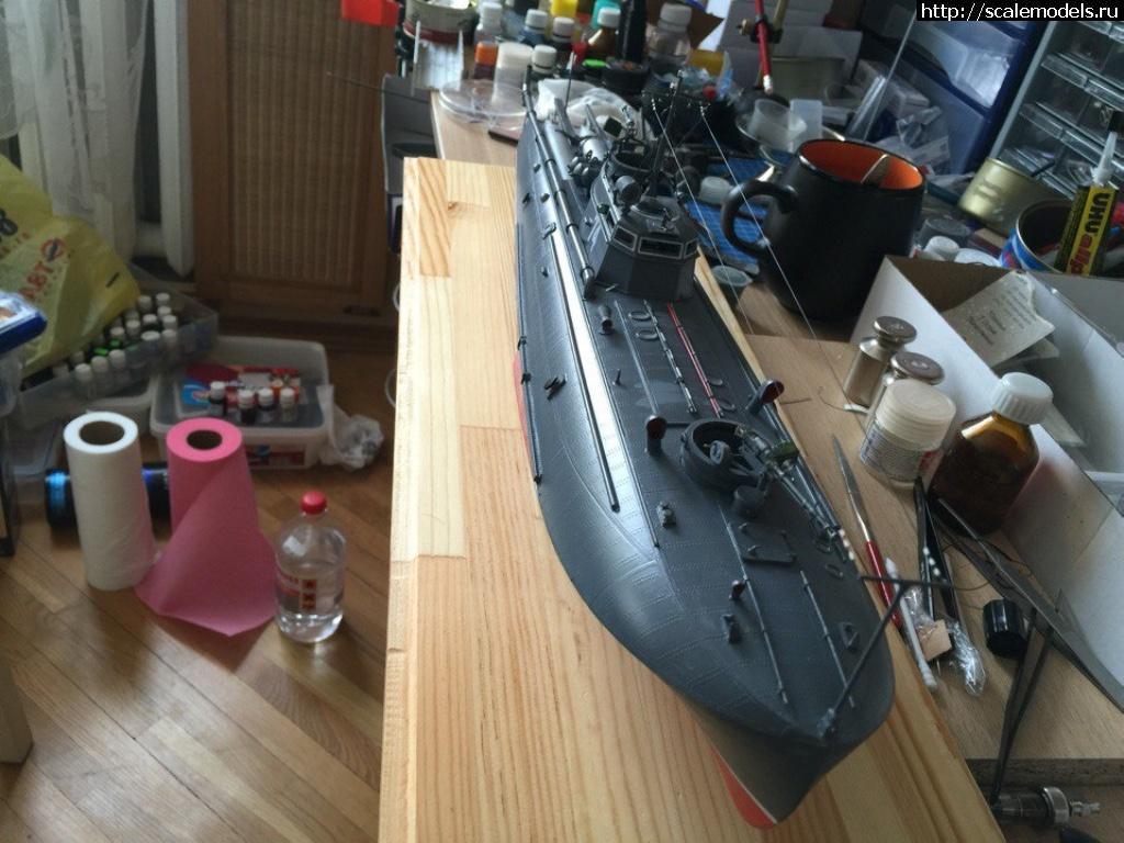 #1355740/ MERIT 1/35 торпедный катер Г-5(#9479) - обсуждение Закрыть окно