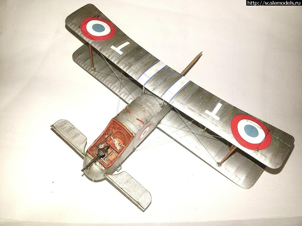 #1356280/ Nieuport Mite 1/48 самодел Готово Закрыть окно