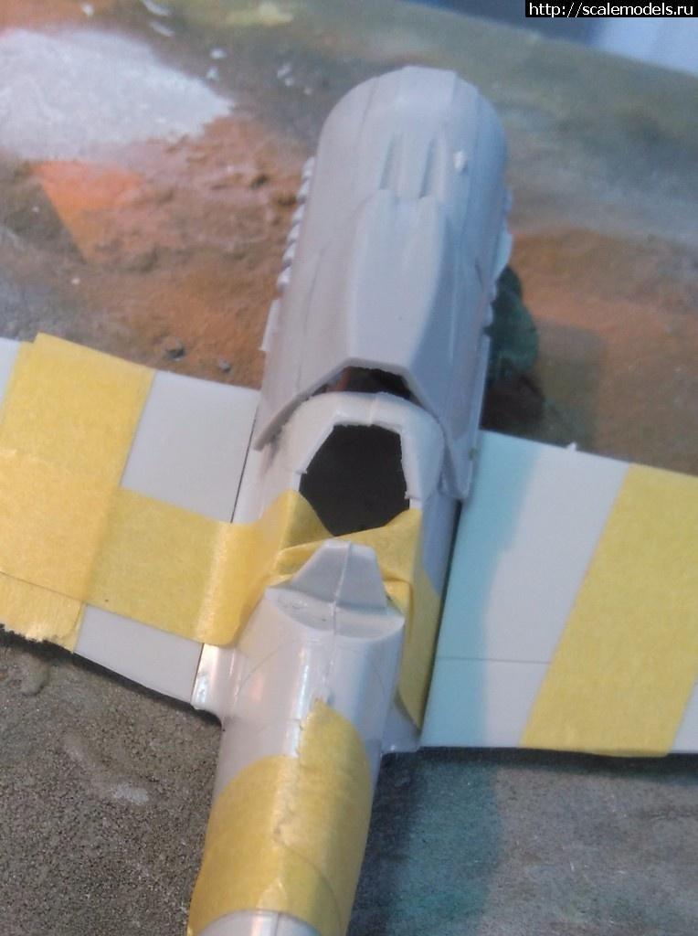 #1356384/ Bf-109 c Jumo-213E-1 ГОТОВО Закрыть окно