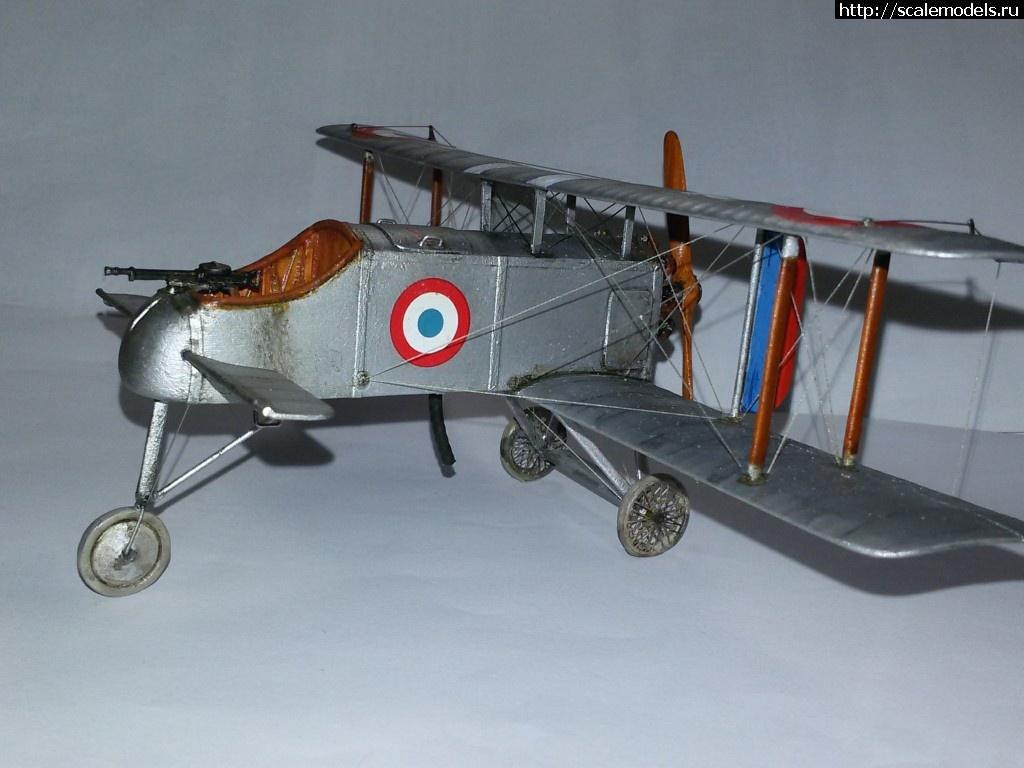 #1356480/ Nieuport Mite 1/48 самодел Готово Закрыть окно