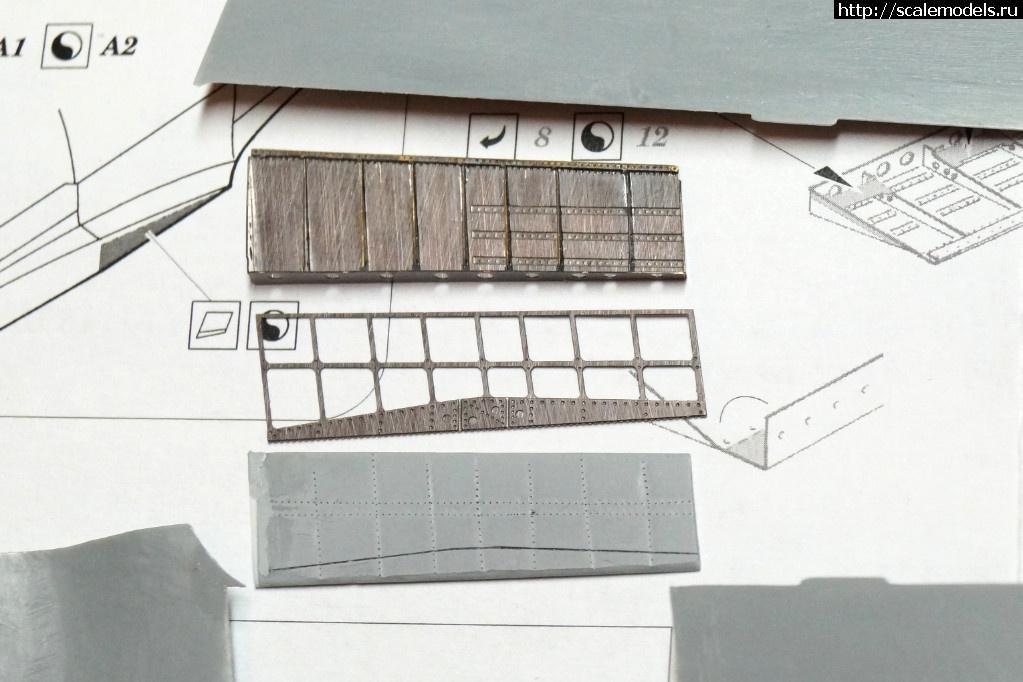 #1356662/ Hasegawa A6M2-N Rufe 1/48 - ГОТОВО Закрыть окно