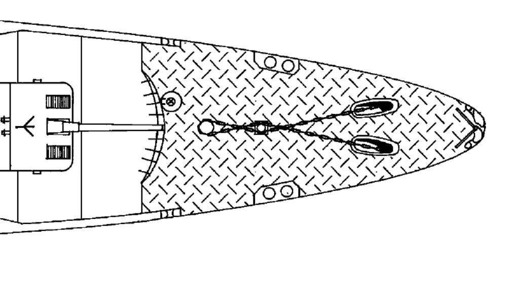 #1358125/ Обзор Trumpeter 1/350 Graf Zeppelin(#10836) - обсуждение Закрыть окно