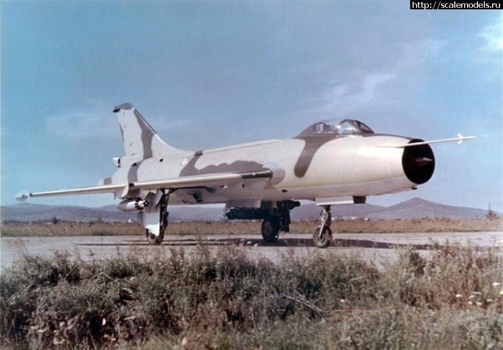 #1358870/ KP 1/48 Су-7БМК - капитальный самолет(#10872) - обсуждение Закрыть окно