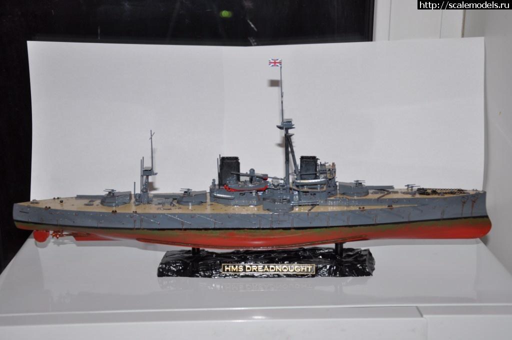 #1361932/ HMS Dreadnought – Звезда 1/350. Полукошечка. Закрыть окно