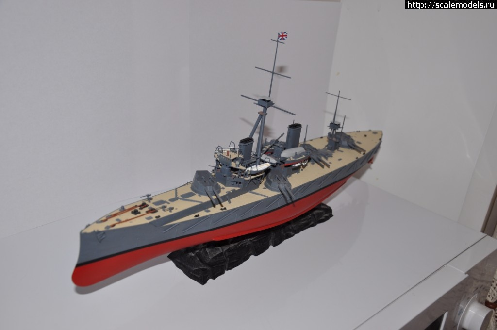 #1362581/ HMS Dreadnought – Звезда 1/350. Полукошечка. Закрыть окно