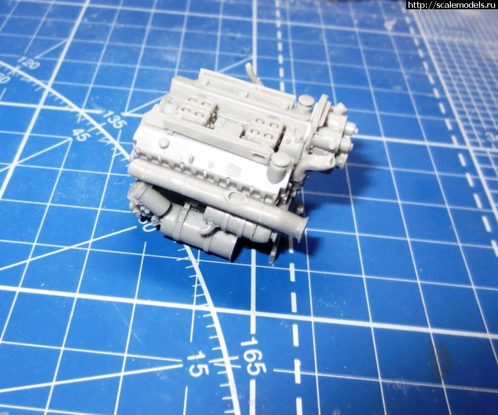 #1363094/ 5,5 cm Flakpanzer mit PzKpfw V «Panther» Ausf G - ГОТОВО Закрыть окно