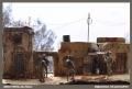 Патруль в провинции Афганистана - US Army 3rd Brigad Scouts