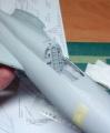 КР 1/48 Су-17М4 - резьба по пластику