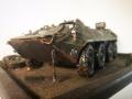 Звезда 1/35 БТР-70 - Боевая плавающая колесная бронемашина