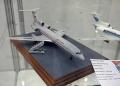 Звезда 1/144 Ту-154М - первый опыт в слепом масштабе