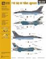 Анонс декали Two Bobs 1/48 48-256 F-16C Baby Got Fullback Aggressors