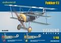 Анонс Eduard 1/48 Fokker F.I (Weekend edition)
