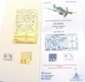 Анонс травление Микродизайн 1/48 Bf 109G-6 для модели Звезды