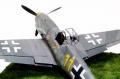 Конверсия Звезда/Vector 1/48 BF-109G-2 машина Германна