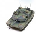 Rye Field Model 1/35 Abrams M1A1