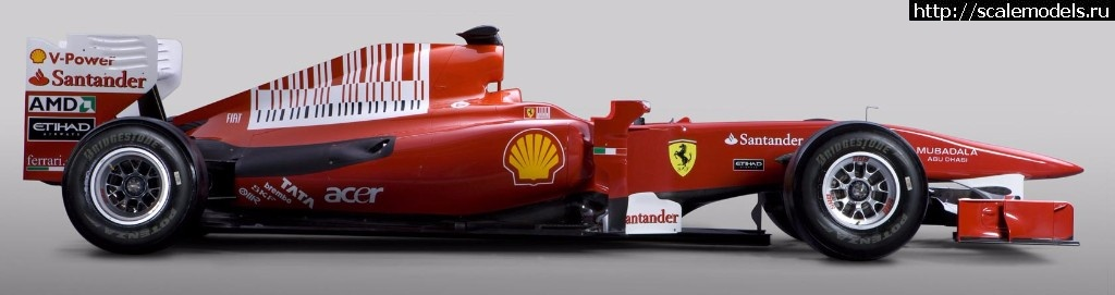 Special Hobby 1/48 Fiat G.55 - Ferrari F10 Alonso - ГОТОВО! Закрыть окно