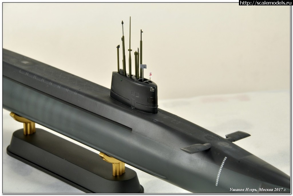 #1364865/ HMS Resolution (S22), Микромир, 1/350 ГОТОВО! Закрыть окно