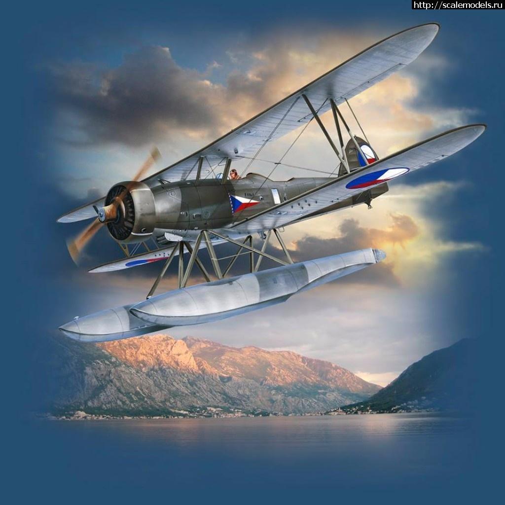 Анонс Special Hobby 1/72 Letov S.328v Закрыть окно