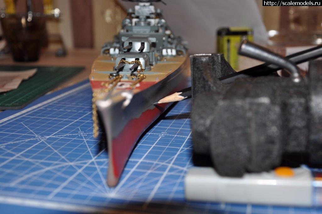 #1365997/ HMS Dreadnought – Звезда 1/350. Полукошечка. Закрыть окно