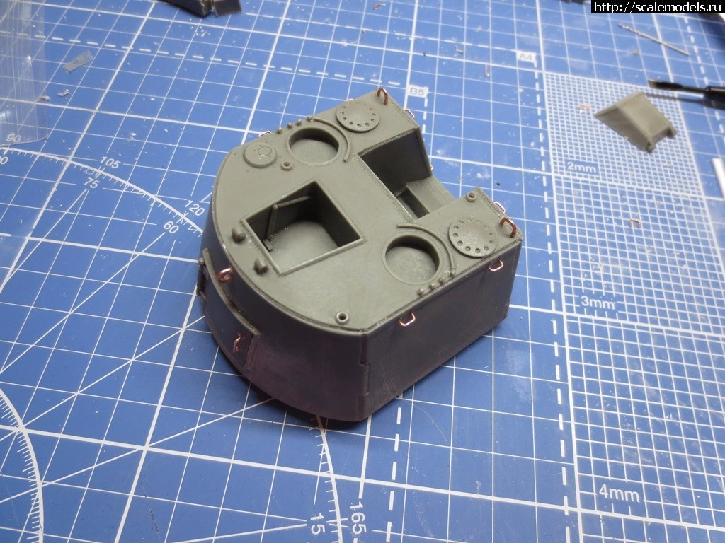 #1368281/ 5,5 cm Flakpanzer mit PzKpfw V «Panther» Ausf G - ГОТОВО Закрыть окно