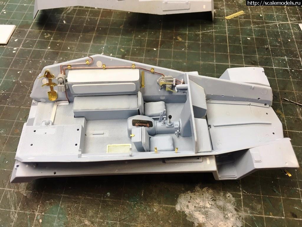 #1370671/ Sd.Kfz.250 1/32 - пост наведения ПВО  ГОТОВО Закрыть окно